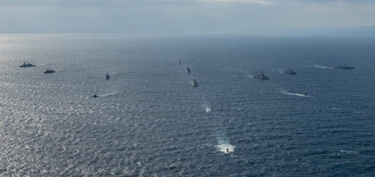 Next mission for NATO SNMG-1: Exercise Dynamic Mongoose