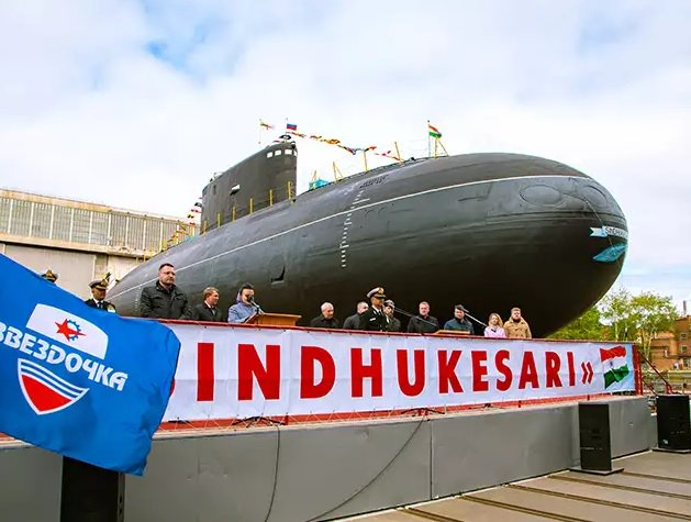 Induction Of Recently Upgraded Indian Kilo-Class Sub Delayed After It Suffers Damage In Accidental Fire