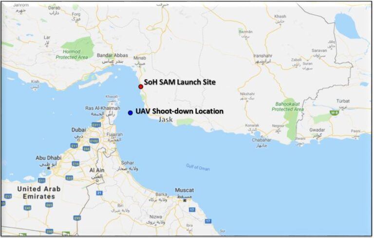Iran shoots down US RQ-4 Global Hawk surveillance drone