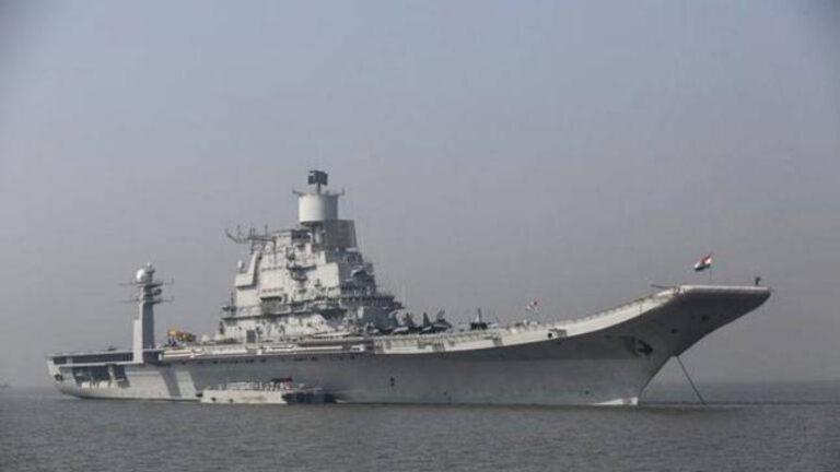 Indian Navy to modernize INS Vikramaditya's landing aids