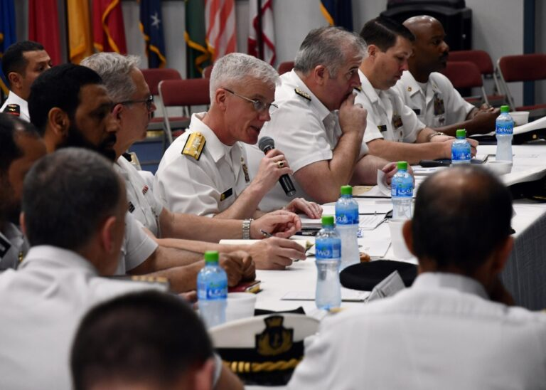 Maritime and Air Security Meeting to be Held in Bahrain