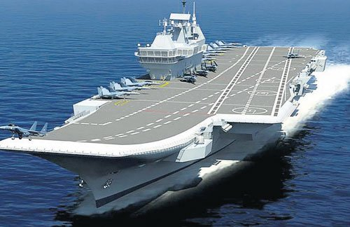 Indian aircraft carrier Vikrant to be delivered to navy in 2021