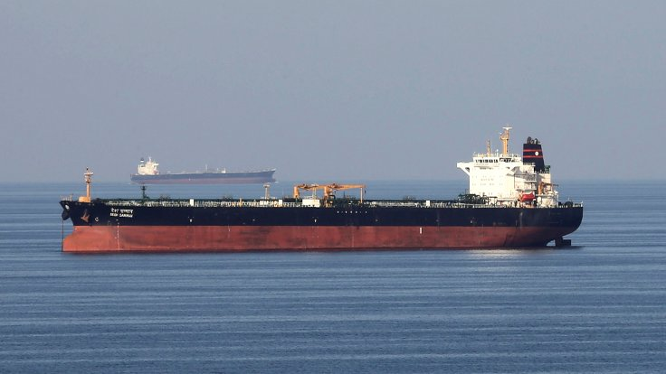Iranian Boats tried to Seize British Tanker at Hormuz