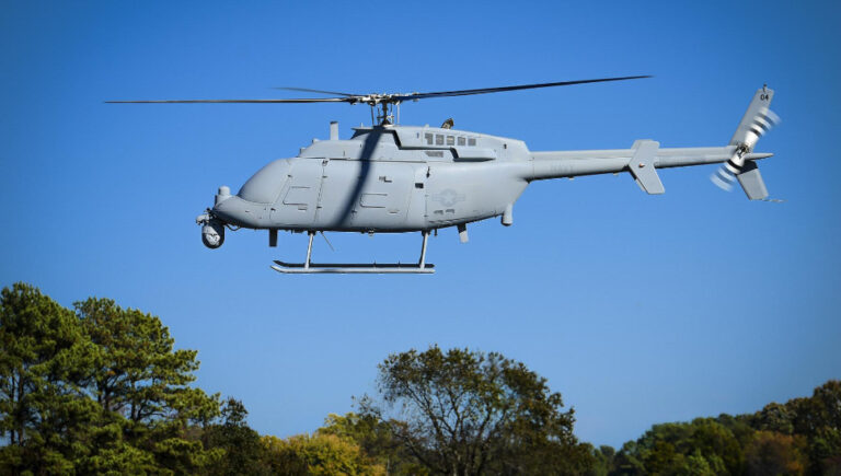 Fire Scout Unmanned Helicopter is ready for U.S. Navy