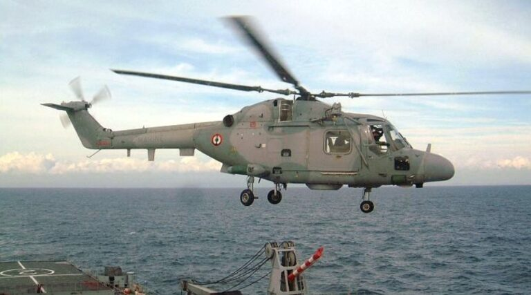 French Navy is Planning to Retire Lynx Helicopters 2 Years Earlier