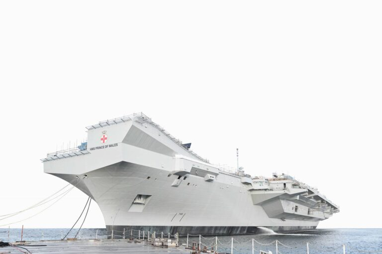 HMS Prince of Wales is Confirmed to be Comissioned