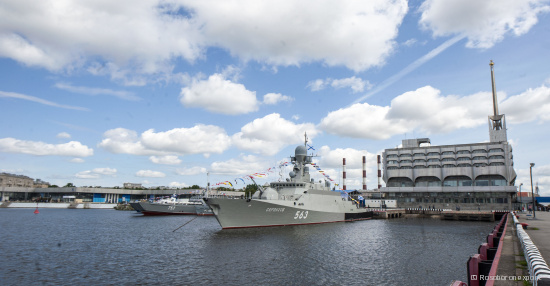 UAE and Saudi Navies Show Interest to Russian-made warships