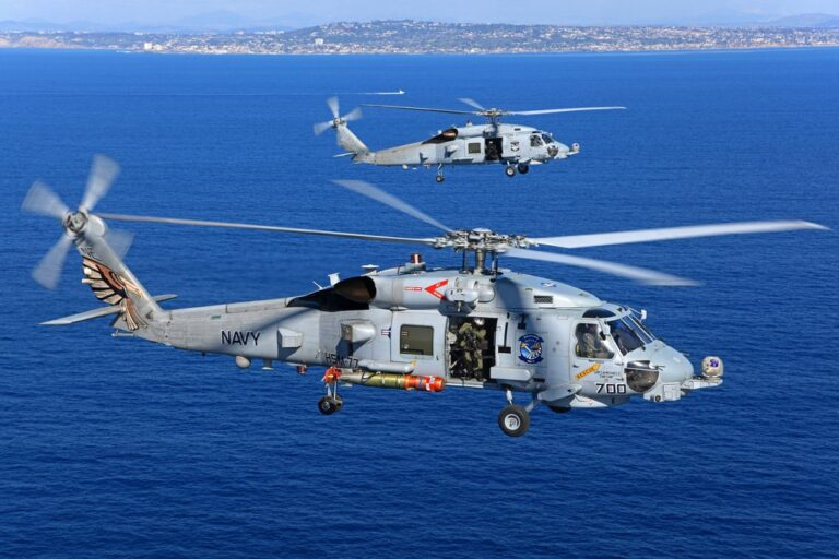 Greece to buy up to seven MH-60R multi mission helicopters from U.S.