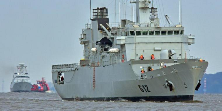 Portuguese Navy Gives Training Support to Moroccan Navy