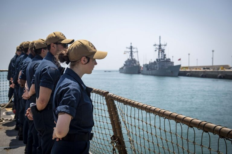 NATO Maritime Groups Changed Flagships