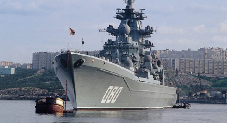 Heavy nuclear-powered missile cruiser Admiral Nakhimov will be delivered to the Russian Navy in 2022