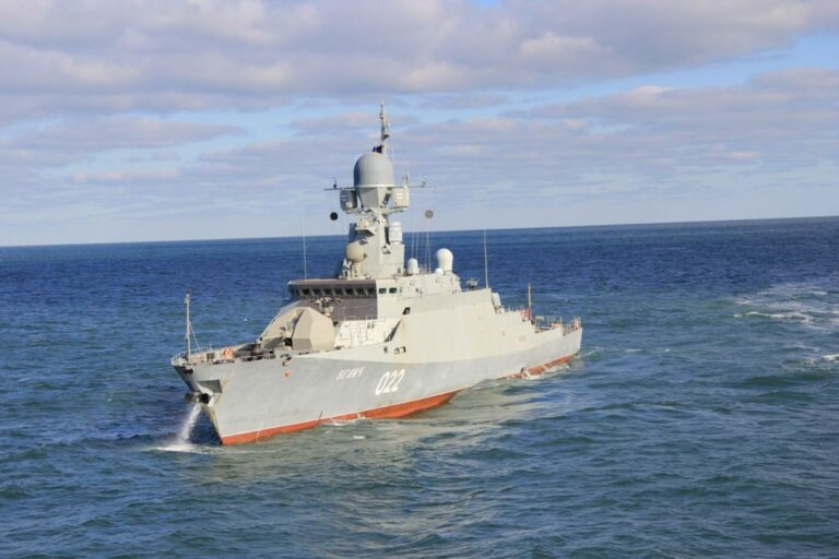 Is Russia Shifting Force from Caspian to Mediterranean?