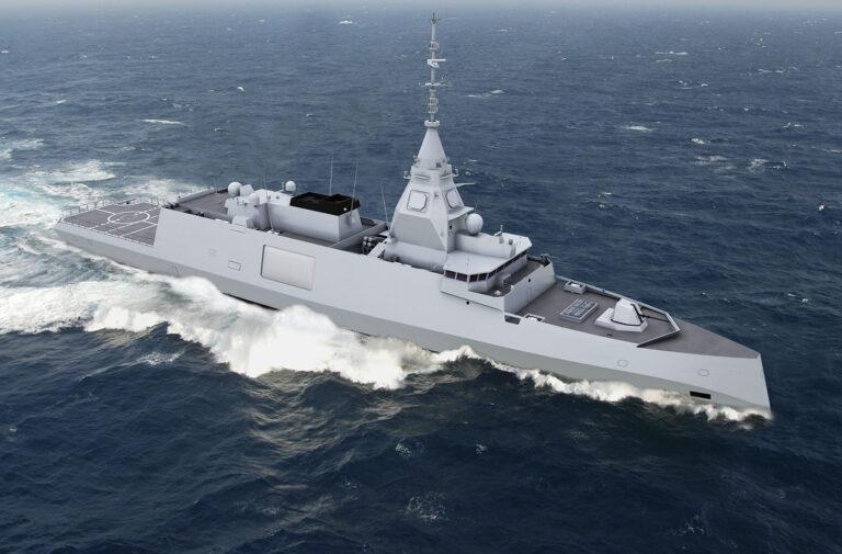 Hellenic Navy's Eyes Locked on Belharra Class Frigates