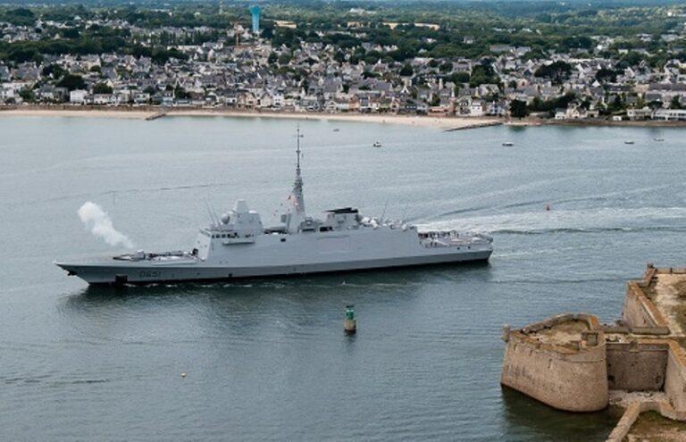 6th FREMM Class Frigate Ready to Serve French Navy