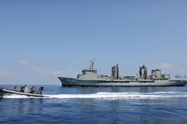 Farewell Day for Royal  Australian Navy