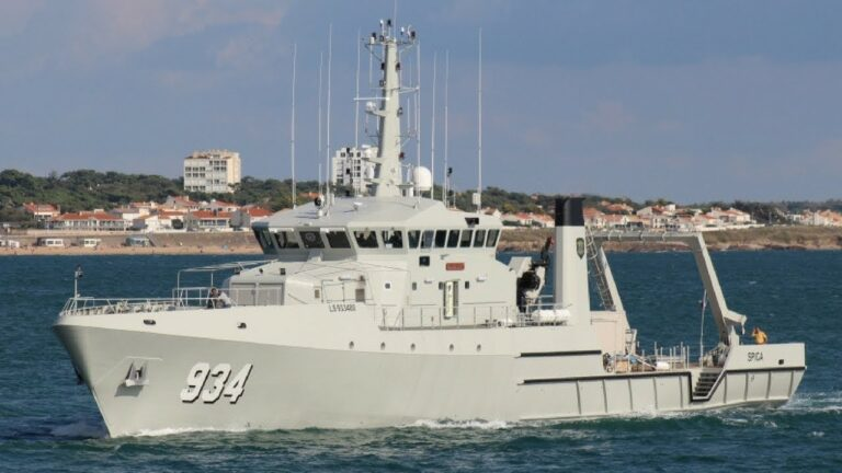 Indonesia Devoted Budget for Naval Hydrographic Ships