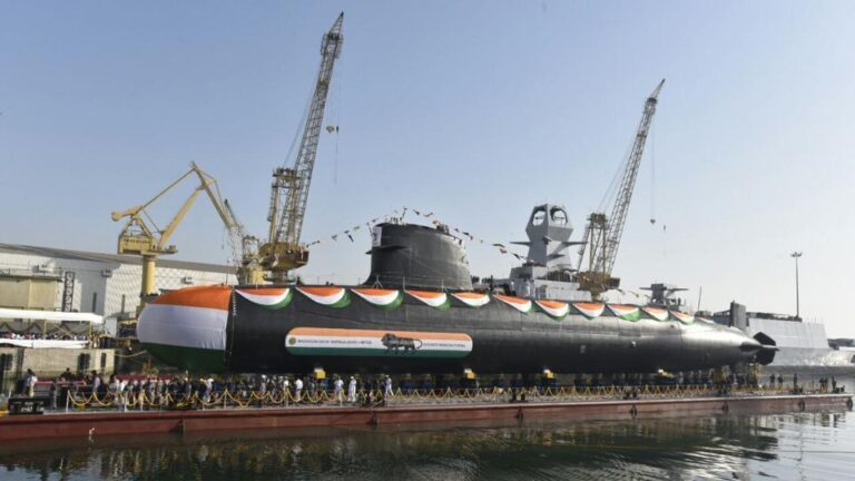 INS Khanderi Would Join Indian Navy at End of 2019