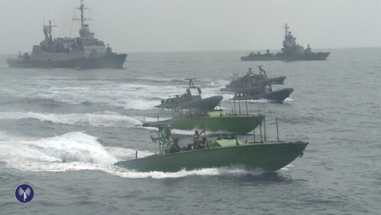 Israel Navy Increased Readiness Against Maritime Threats