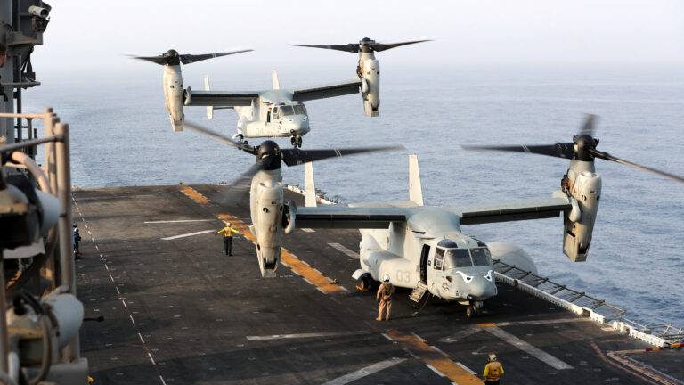 Drone Wars Continue Between The U.S. and Iran