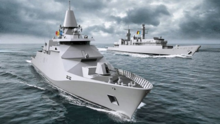 """""""NAVAL GROUP"""" is awarded to construct corvettes for Romaina"""