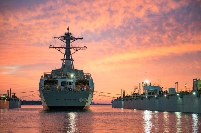 U.S. Navy to Comission Newest Arleigh Burke Destroyer