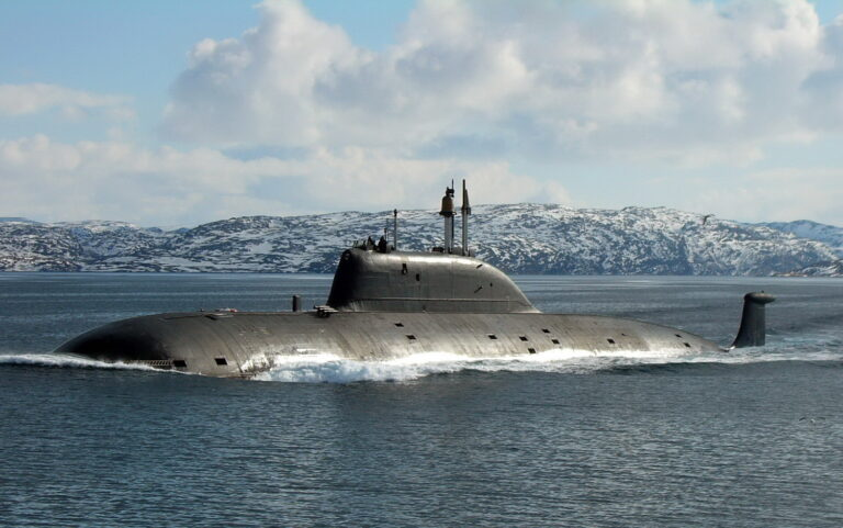 Russian Pacific Fleet's Nuclear Submarines to be Repaired by Zvezda