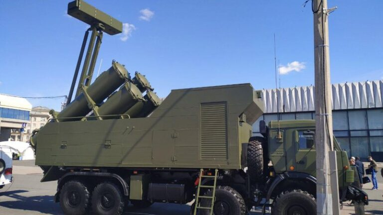Rubezh-ME coastal defence system is Introduced at IMDS-2019