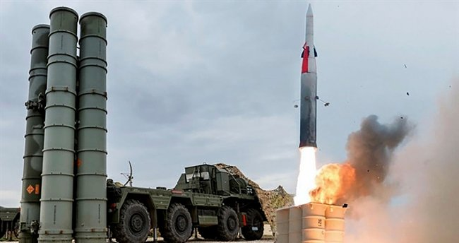 S-400 Air Defense Missiles Delivered to Turkey