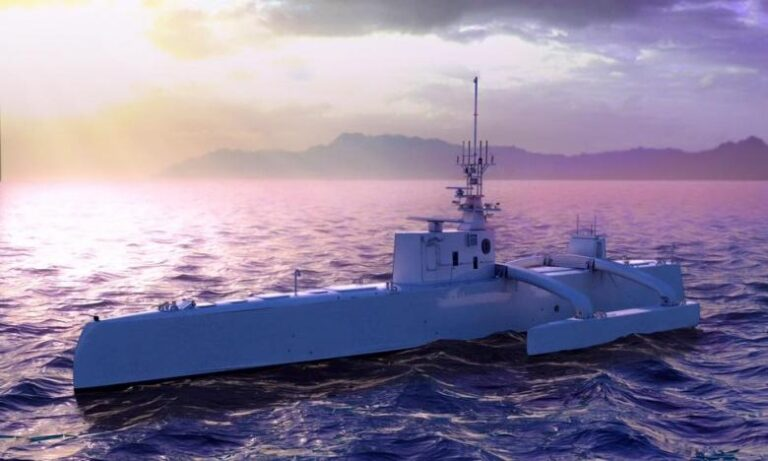 The U.S. Navy to Get Proposals for Unmanned Surface Vehicles