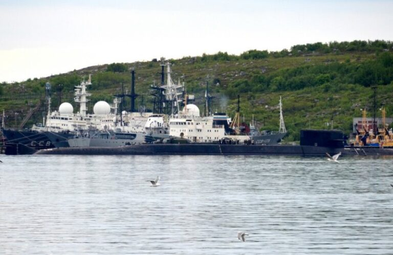 Russian Navy Commenced Large Exercise at Baltic Sea