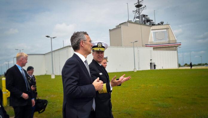 NATO Secretary General visits Romania - Inaugural ceremony of Aegis Ashore, Romania at Deveselu Base Photo Courtesy : NATO HQ