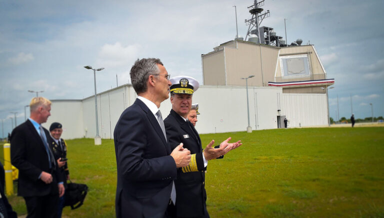 NATO has completed AEGIS Upgrade at Romania