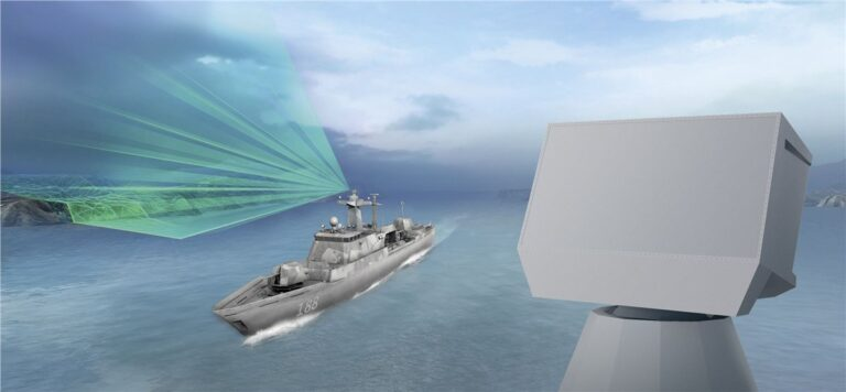 TRS-4D Naval Radars Succesfully Installed to U.S. Navy Freedom Class LCS
