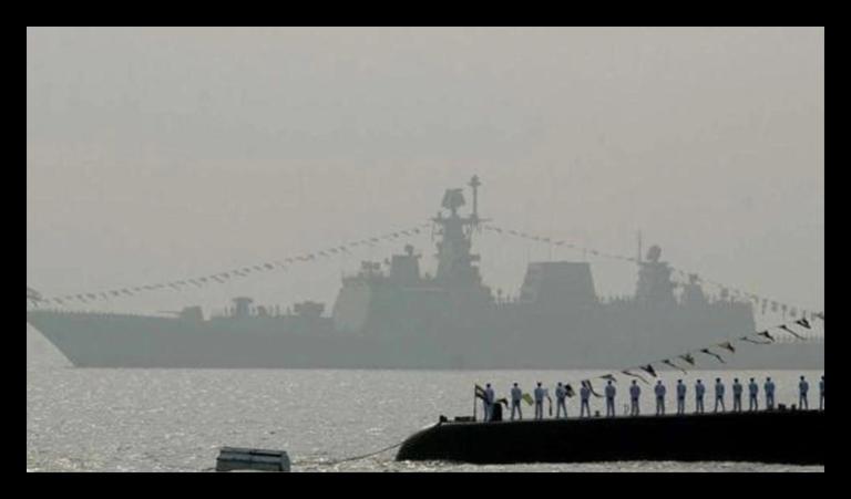 Indian Navy Turns on Alert Mode Against Terrorist Attacks