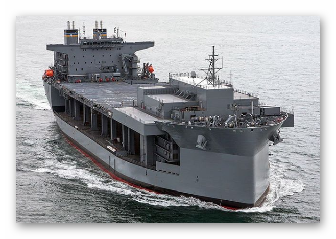 General Dynamics NASSCO Awarded Contract for the Newest Expeditionary Sea Base Ships of the U.S.Navy