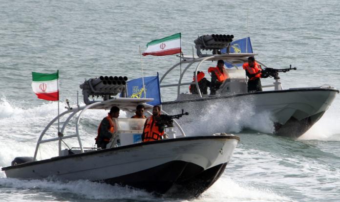IRGC Boats