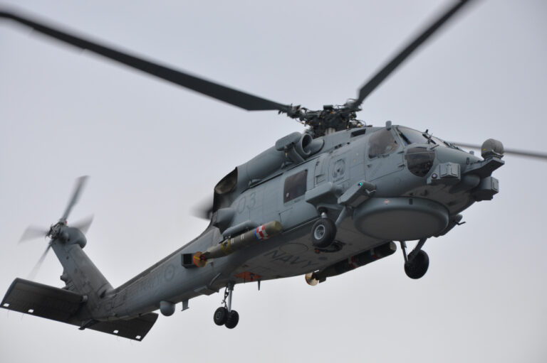 U.S. Approved Sale of MH-60R Multi-mission Helicopters to South Korea