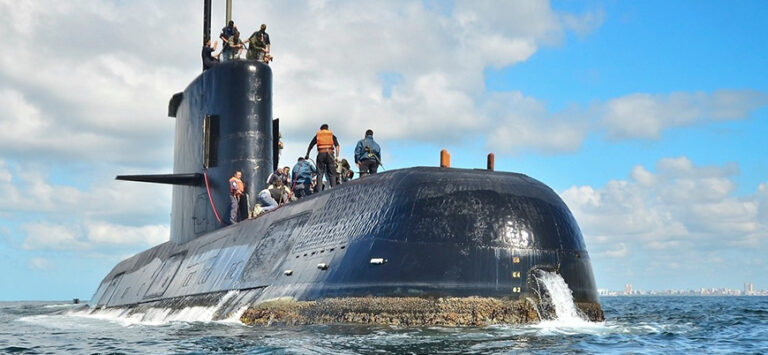 Facts about the Sunken Argentinian Submarine Comes out