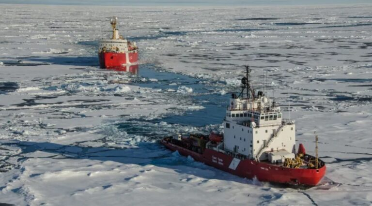 Canada to Build 3rd Shipyard for Icebreaker Ships