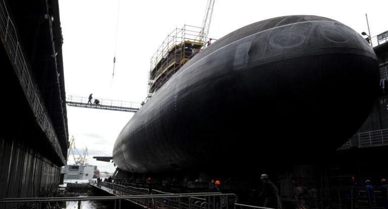 UK Unrest about Russian Super Quiet Submarines