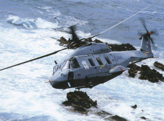 Germany to Procure NH90 Helos as Lynx Replacement