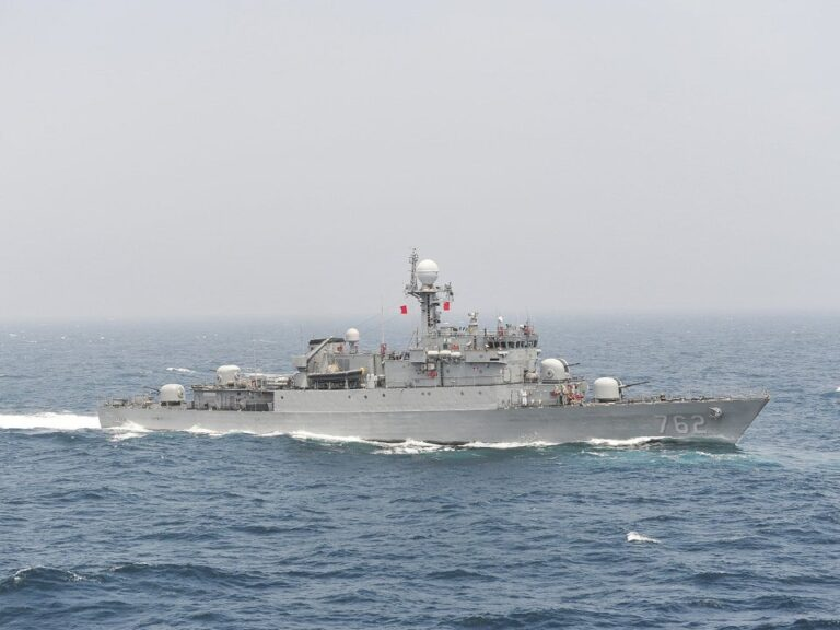South Korea-donated ship will be Transition until Jose Rizal Class are Ready