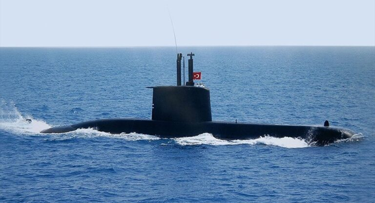 Turkish Preveze Class Submarines to be Equipped with SERO 400 Persicopes