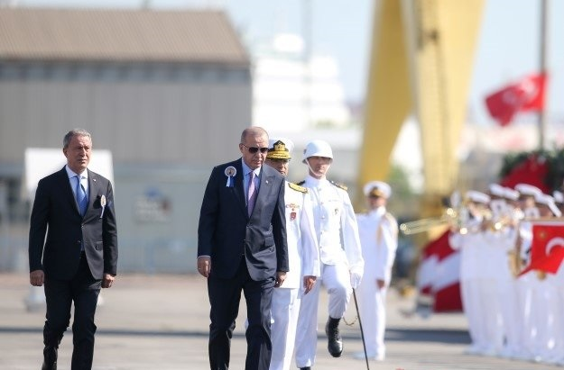 0x0 milli savas gemisi tcg suya indi iste turkiyenin yeni milli savas gemisi 1569763459251 - naval post- naval news and information