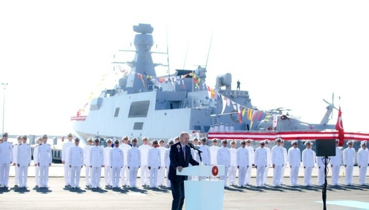 0x0 milli savas gemisi tcg suya indi iste turkiyenin yeni milli savas gemisi 1569763478845 - naval post- naval news and information
