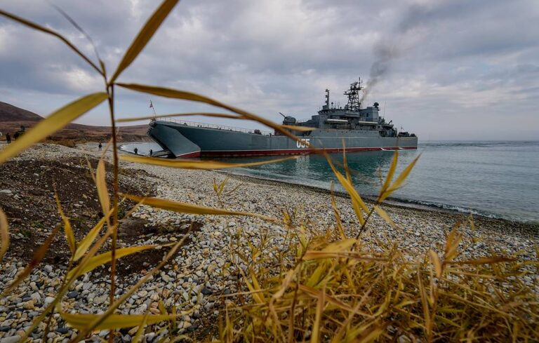 Russian Baltic Fleet to Participate Indra-2019