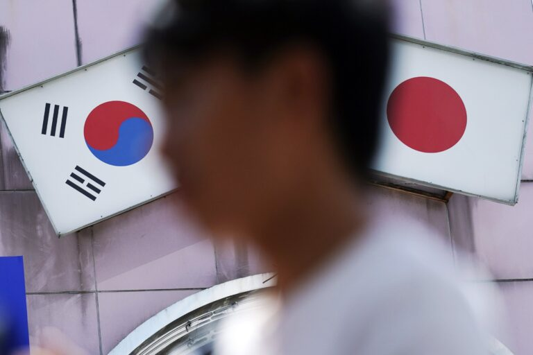 What's Happening Between South Korea and Japan?