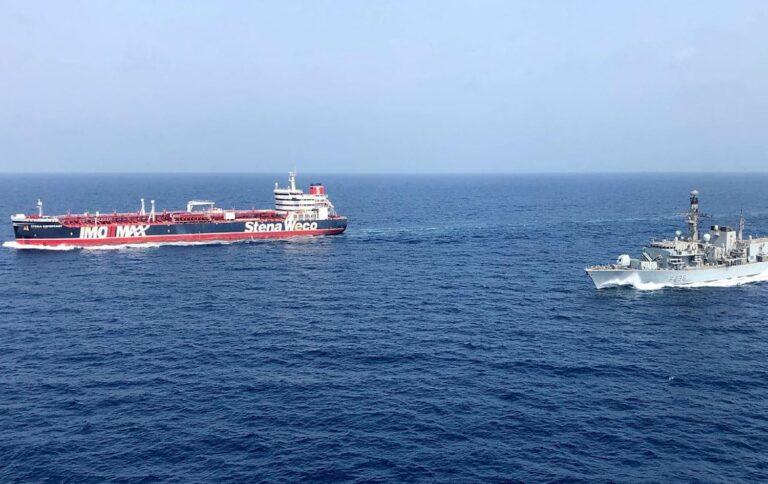 Saudi Arabia to Join Maritime Force at Gulf