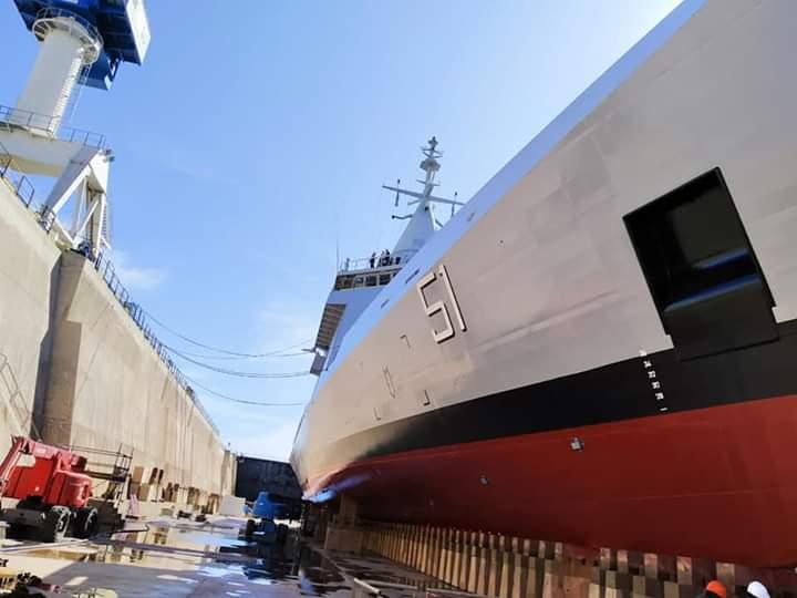 ara bouchard - naval post- naval news and information