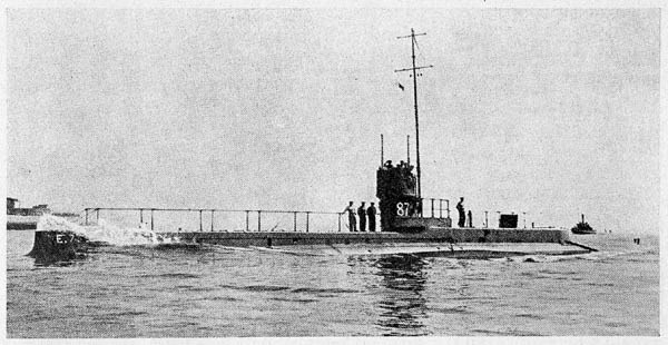 hms e7 2 - naval post- naval news and information
